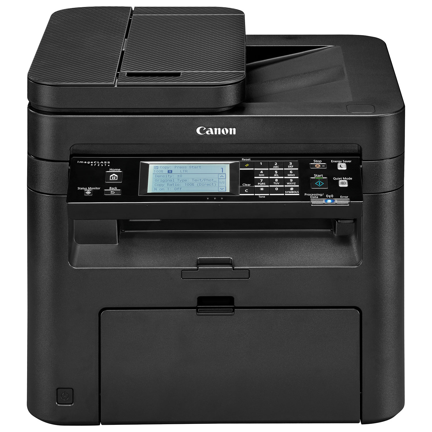 Canon ImageCLASS Monochrome Wireless All In One Laser Printer MF217W Printers