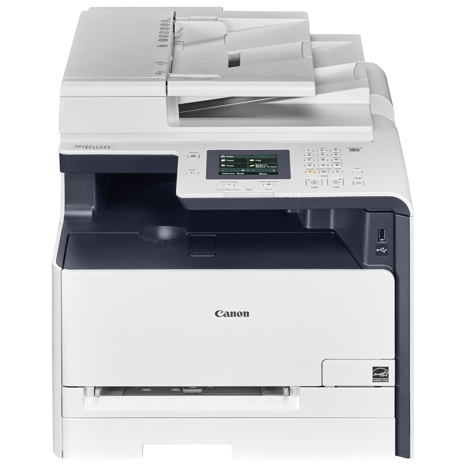 Color printers laser - Canon Imageclass Colour Wireless All In One Laser Printer Mf624w Laser Printers Best Buy Canada