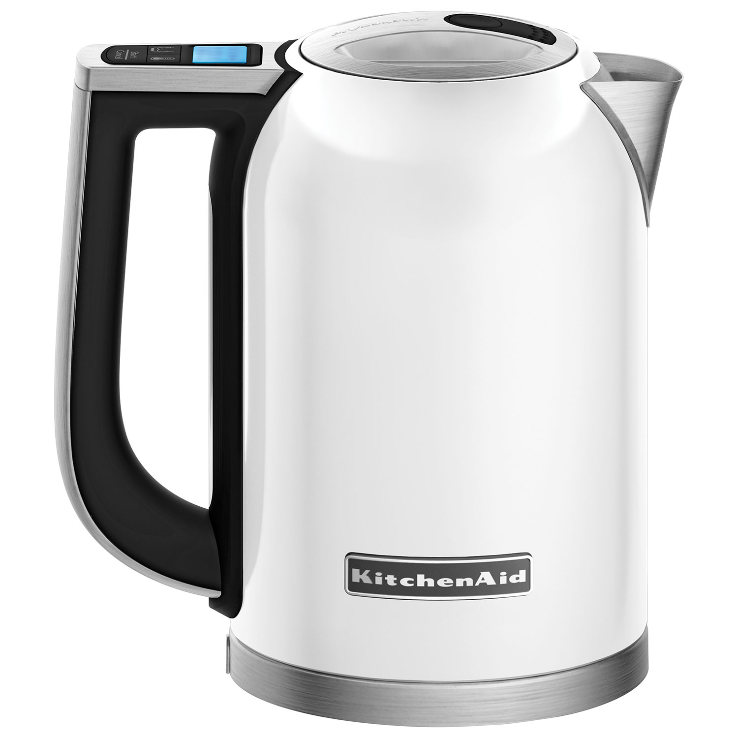 kitchenaid electric kettle  l  white  electric kettles  - kitchenaid electric kettle  l  white  electric kettles  best buycanada