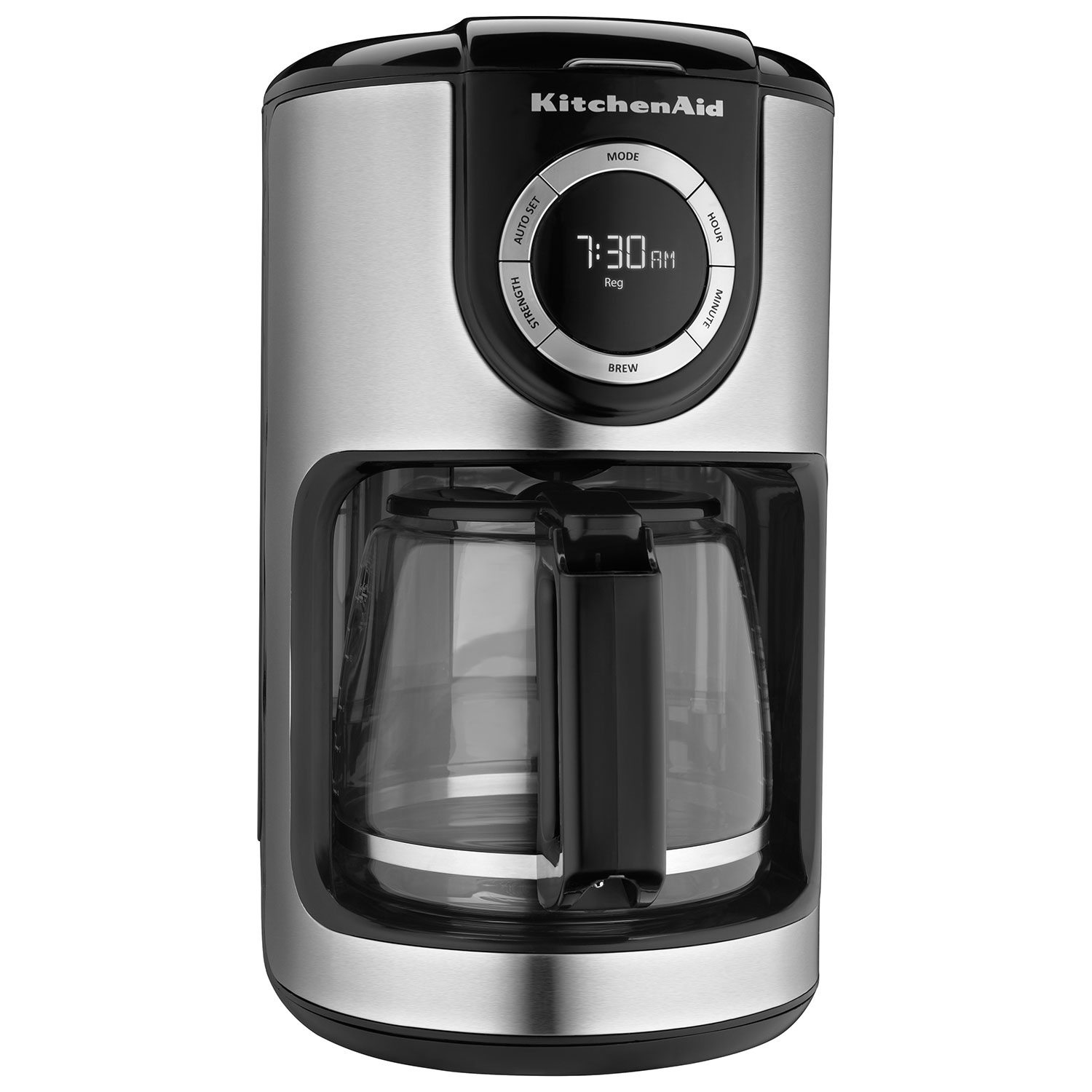 KitchenAid 12-Cup Gl Carafe Coffee Maker (KCM1202OB) - Black ... on black and decker coffee maker, braun coffee maker, thermal coffee maker, viking coffee maker, coffee maker grinder, thermal carafe coffee maker, capresso coffee maker, dual coffee maker, 14 cup coffee maker, starbucks coffee maker, automatic coffee machines, cuisinart coffee maker, blue coffee maker, 4 cup coffee makers, 1 cup coffee maker, 4 cup coffee maker, spacemaker coffee maker, vacuum coffee maker, farberware coffee maker, black & decker coffee maker, bunn coffee maker, target red coffee maker, 60 cup coffee maker, mr coffee maker, grind and brew coffee makers, 12 cup coffee maker, personal coffee maker, under cabinet coffee maker, nespresso coffee maker,