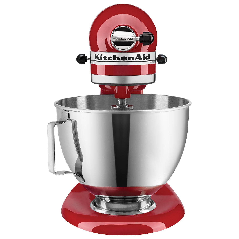 kitchenaid custom stand mixer 4 26l 325 watt empire red