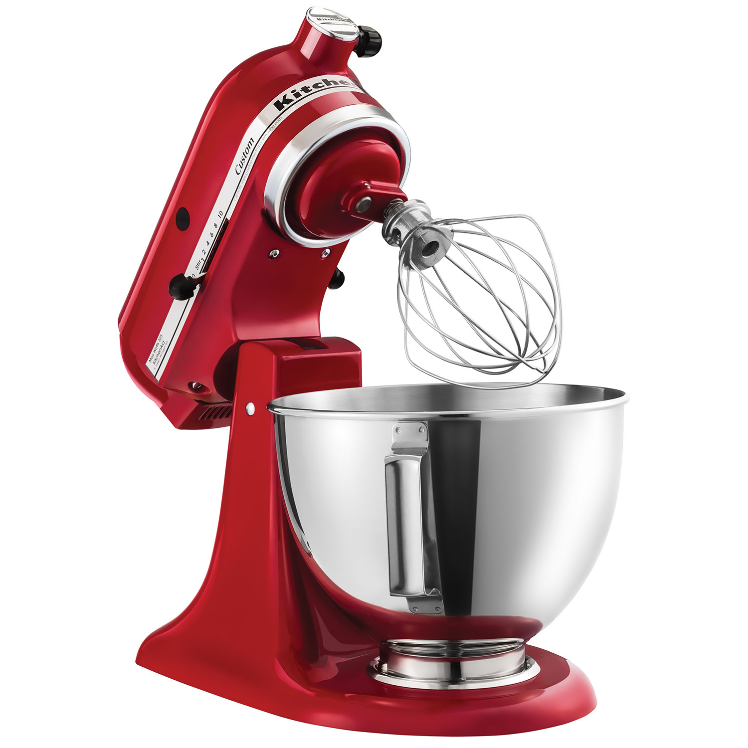 Kitchen aid heavy duty - Kitchenaid Custom Stand Mixer 4 26l 325 Watt Empire Red Stand Mixers Best Buy Canada