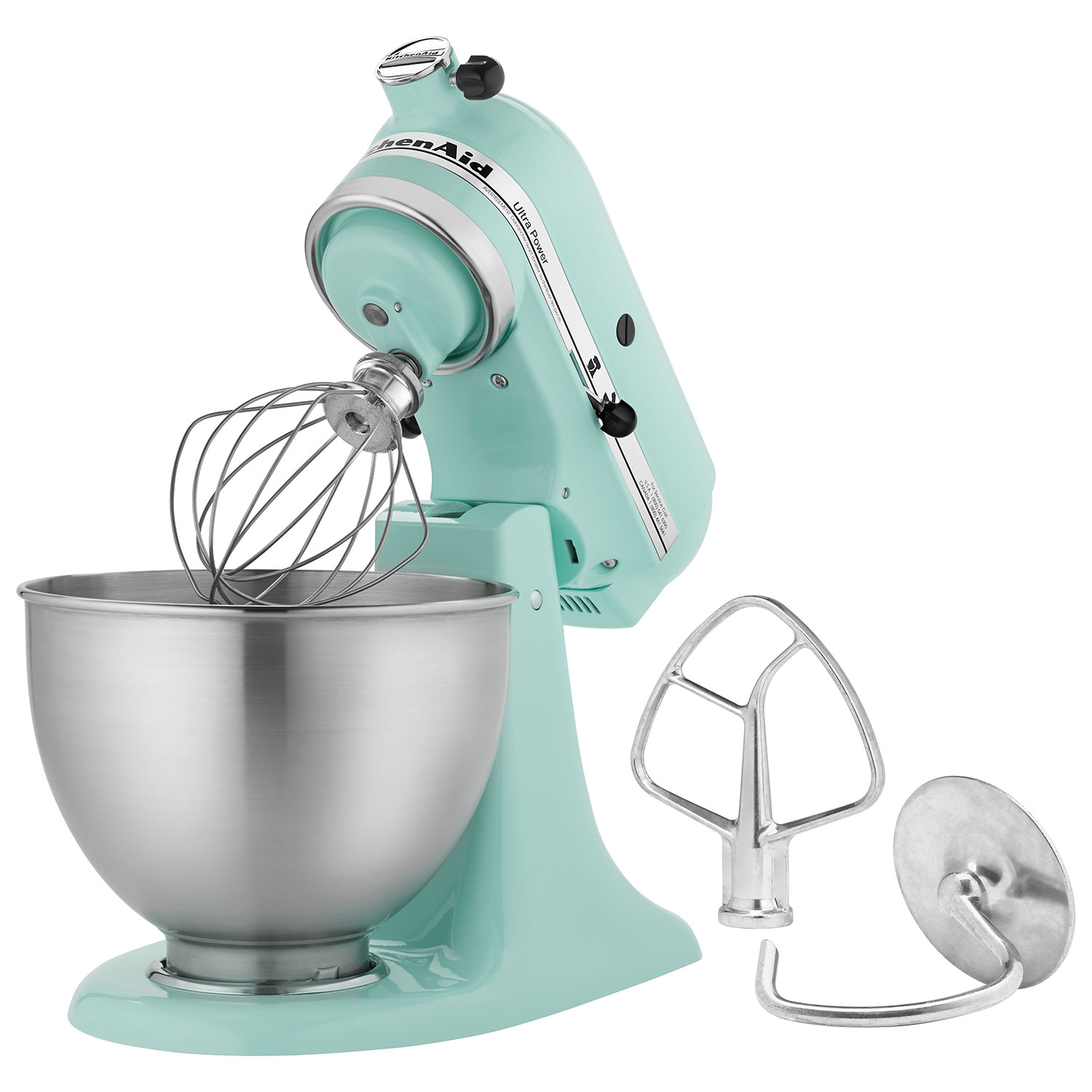 KitchenAid Ultra Power Stand Mixer - 4.5Qt - 300-Watt - Ice Blue ...