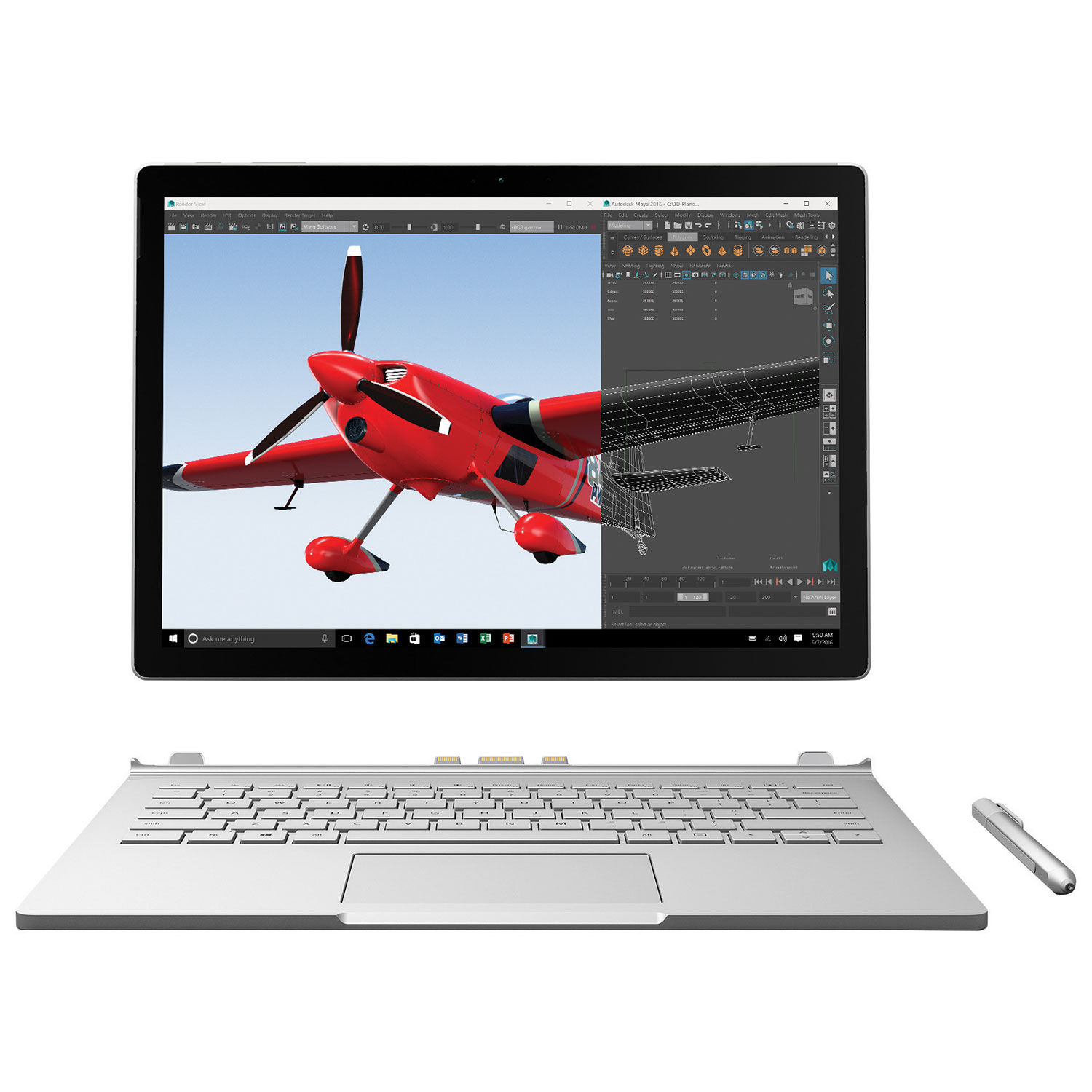 Perfect surfaces product display - Microsoft Surface Book 13 5 Convertible Laptop Silver Intel Core I5 6300u 128gb Ssd 8gb Ram Eng 2 In 1 Laptops Best Buy Canada