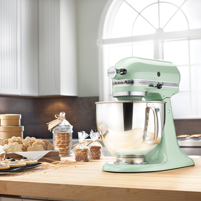 Kitchenaid Green Mixer