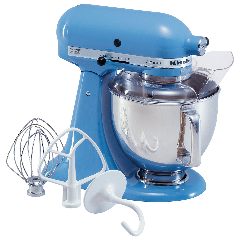 KitchenAid Artisan Stand Mixer   5Qt   325 Watt   Cornflower Blue : Stand  Mixers   Best Buy Canada