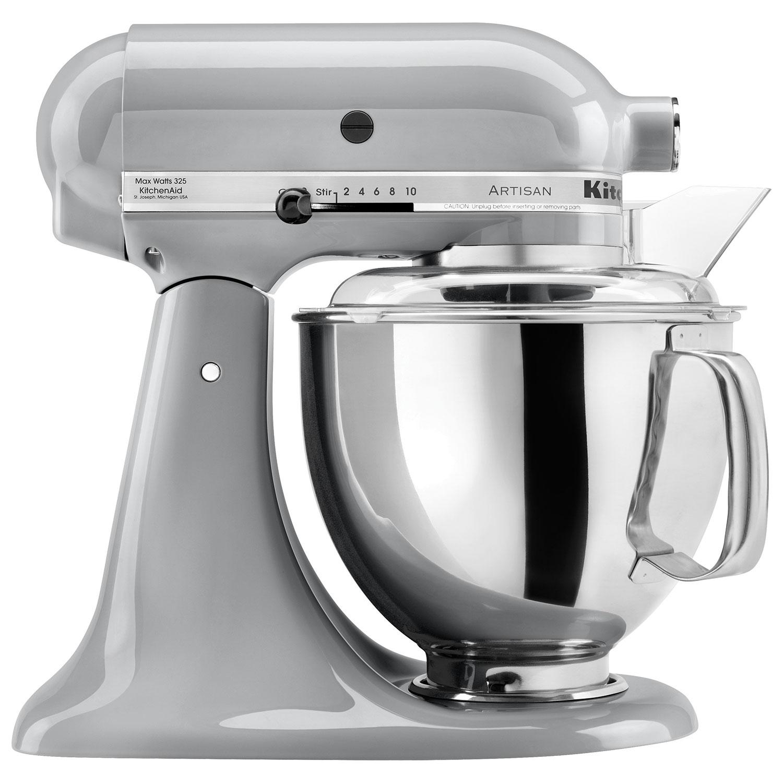 kitchenaid artisan stand mixer 473l 325 watt metallic chrome stand mixers best buy canada. Interior Design Ideas. Home Design Ideas