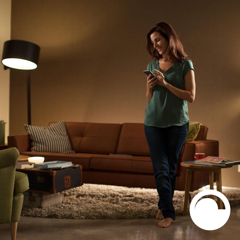 Philips Hue A19 Smart Led Starter Kit White Smart Lights Best
