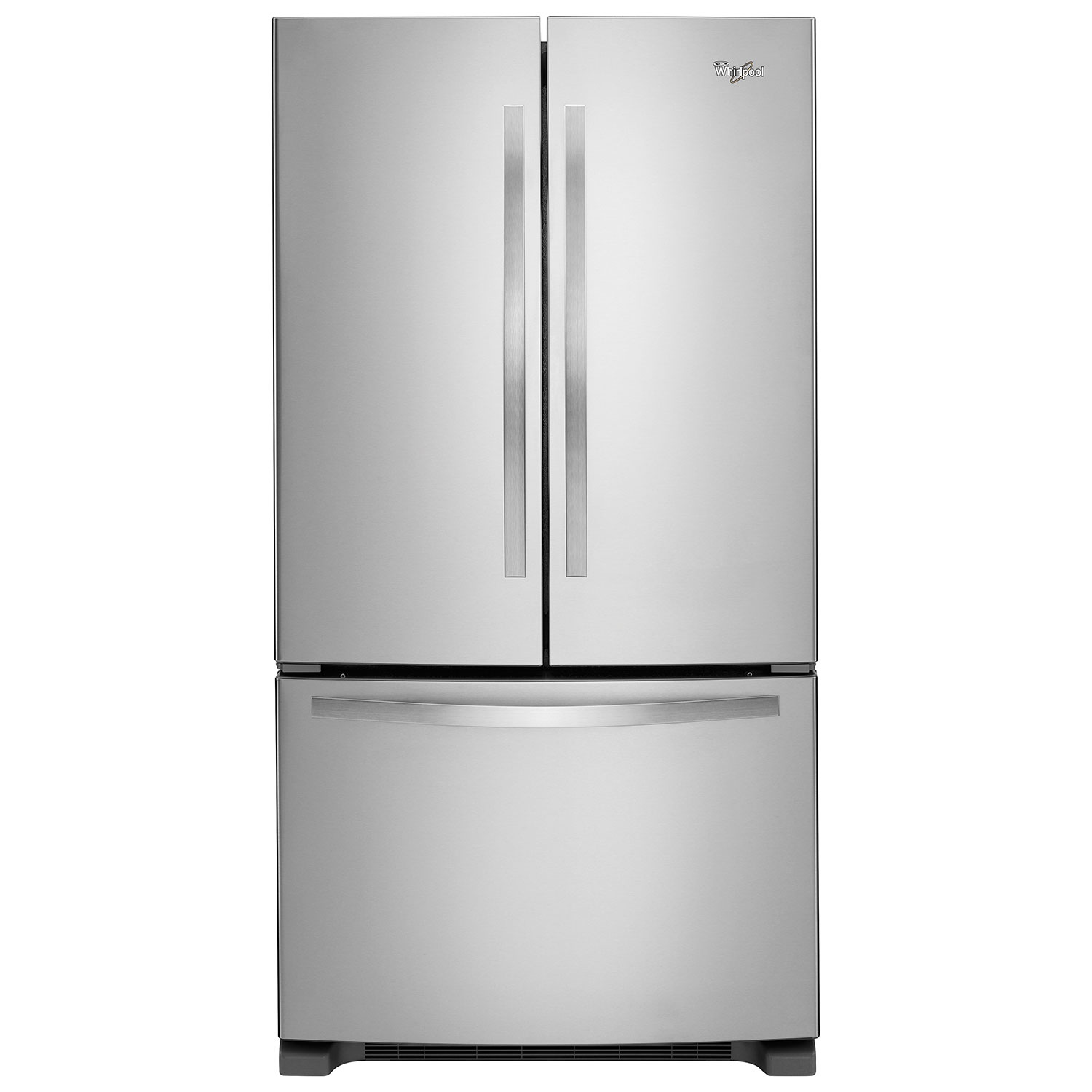Whirlpool white ice microwave canada - Whirlpool 33 22 1 Cu Ft French Door Refrigerator With Led Lighting Stainless Steel French Door Refrigerators Best Buy Canada