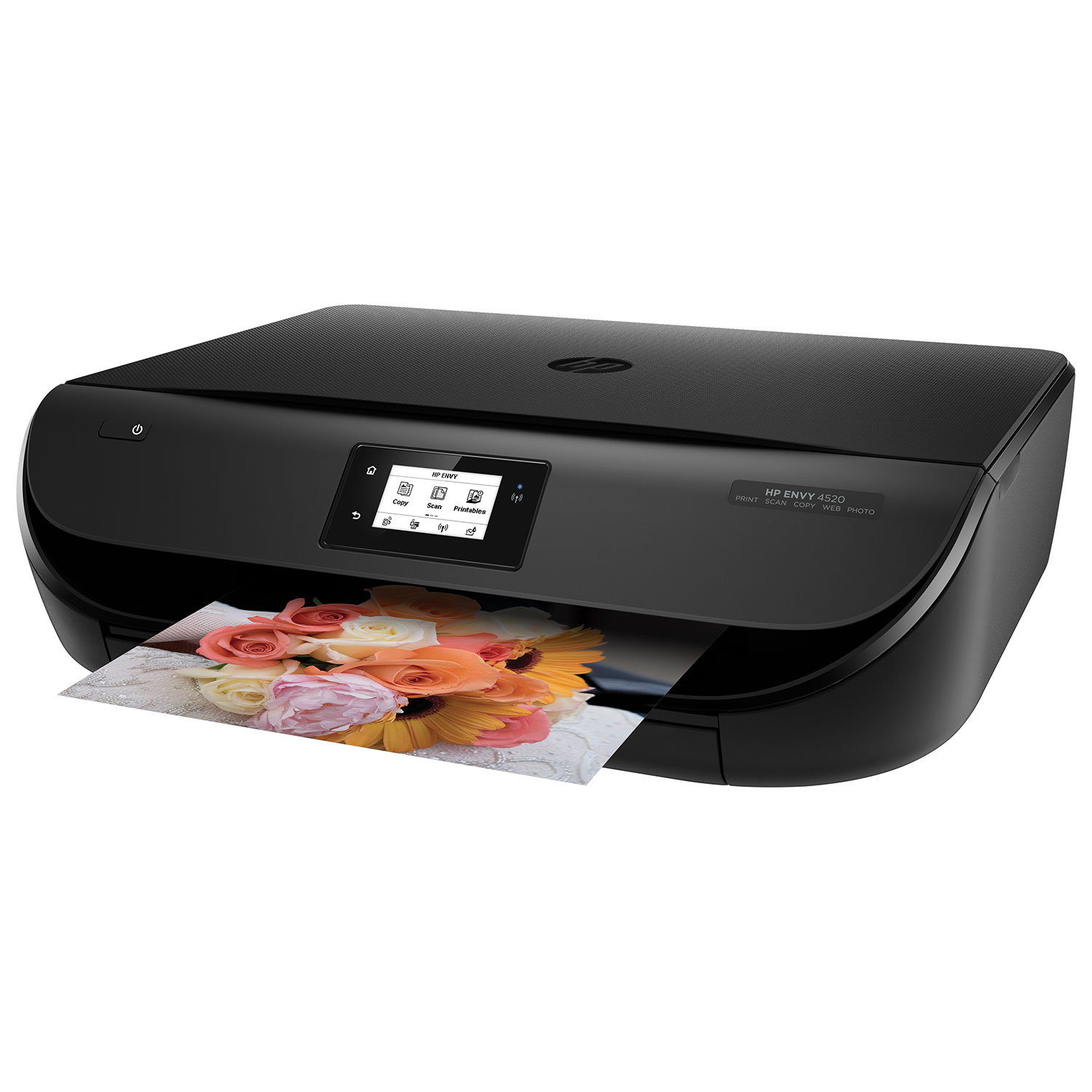 HP Envy 4520 Wireless Colour All In One Inkjet Printer Printers