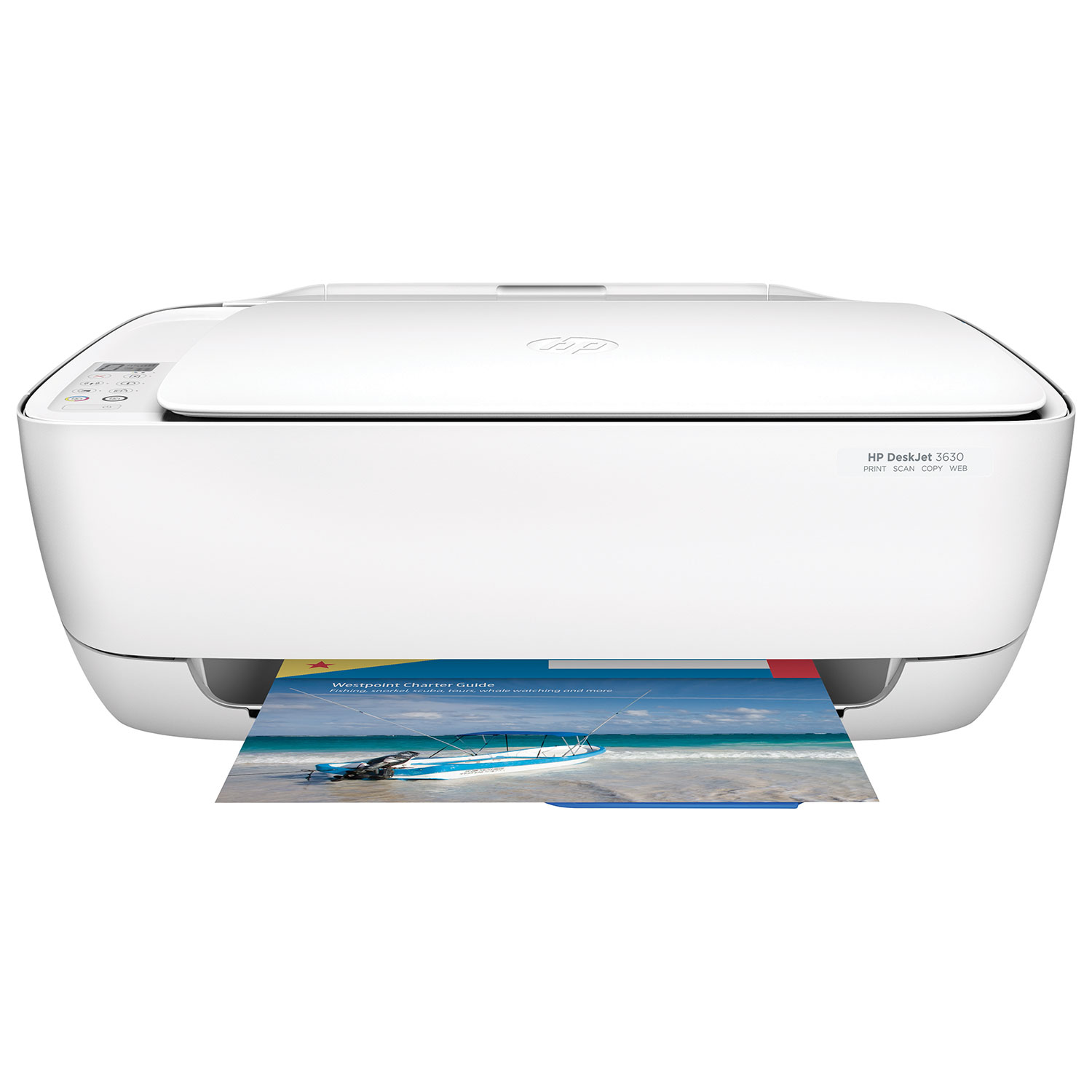 Hp Deskjet 3630 Wireless Colour Allinone Inkjet Printer