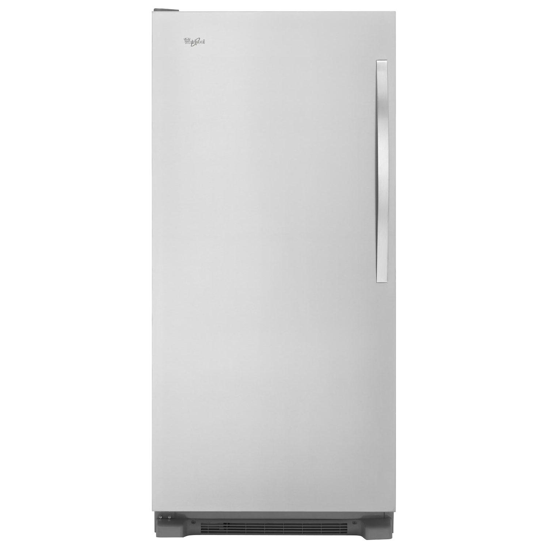 ft upright freezer wsz57l18dm stainless steel freezers best buy canada - Small Upright Freezer