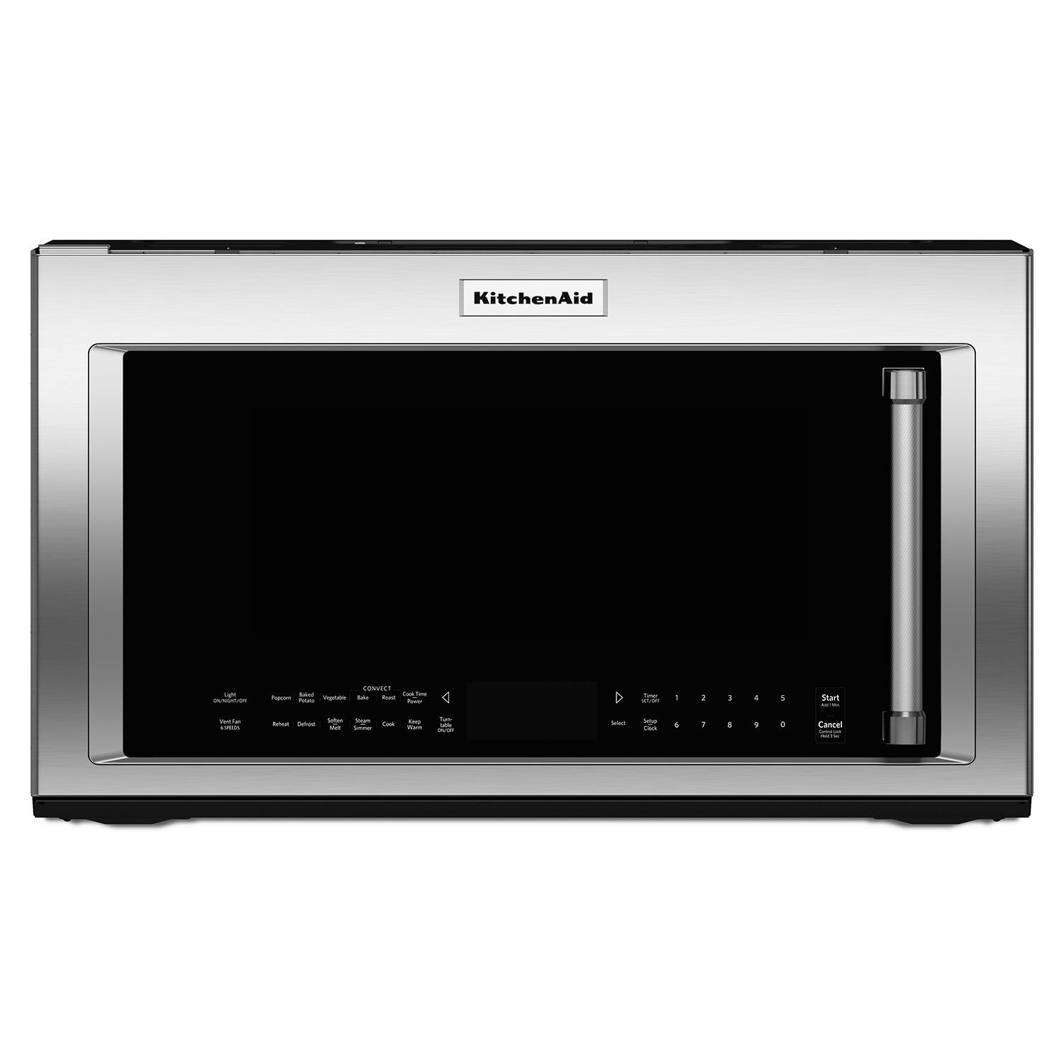 """KitchenAid Over-the-Range Microwave - 1.9 Cu. Ft. - Stainless Steel on red microwave, sanyo microwave, emerson microwave, tappan microwave, amana microwave, ge microwave, modern microwave, stainless steel microwave, kitchenaid cooktop, kitchenaid dishwasher, 24"""" wide microwave, maytag microwave, frigidaire microwave, microwave parts, sharp microwave, over-the-range microwave, built in microwave, kitchenaid stand mixer, hotpoint microwave, kitchenaid refrigerator, panasonic microwave, bosch microwave, kitchenaid attachments, goldstar microwave, kitchenaid parts, kenmore microwave, kitchenaid mixer, cuisinart microwave, whirlpool microwave, electrolux microwave, lg microwave, samsung microwave, magic chef microwave,"""