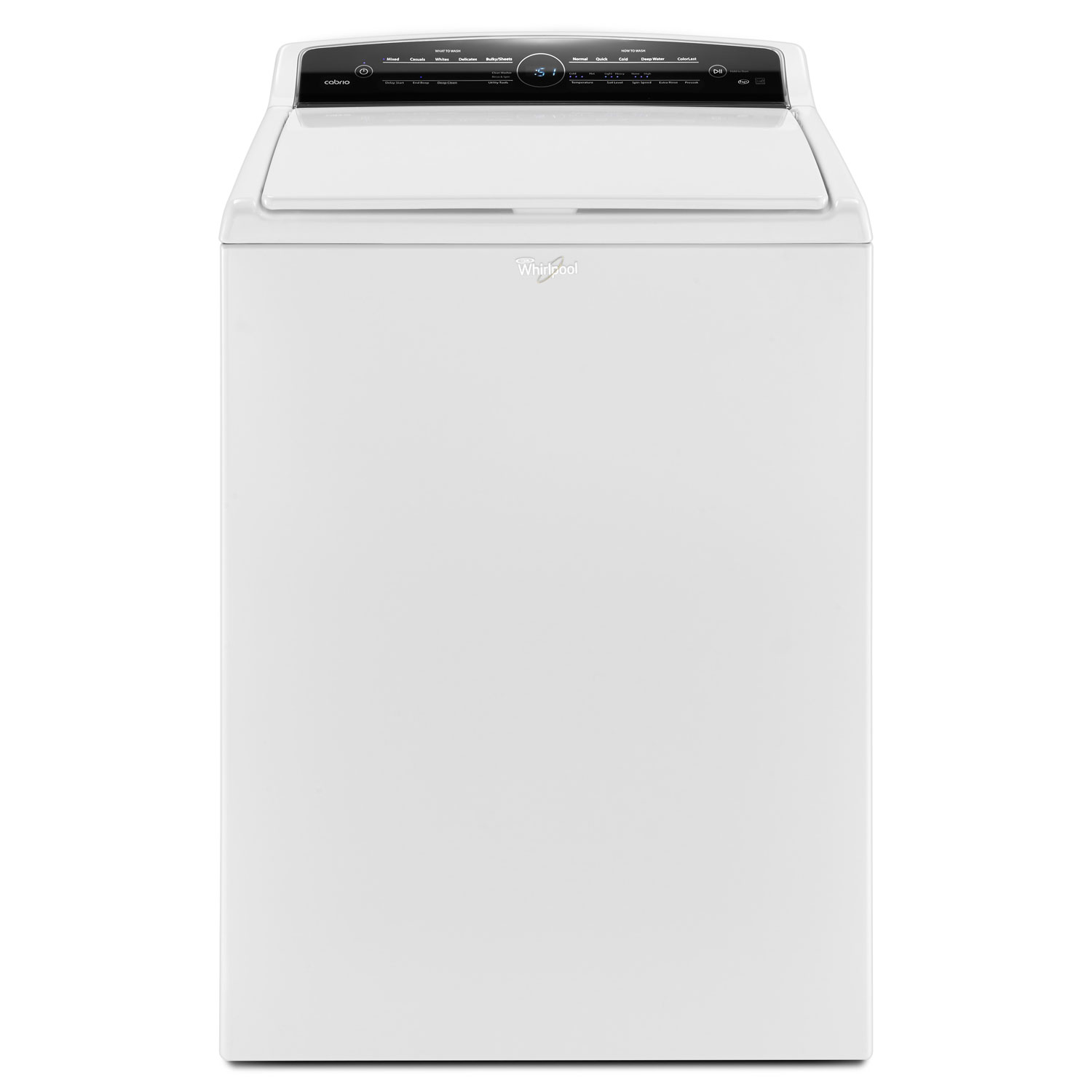 What is a Whirlpool top load washer?
