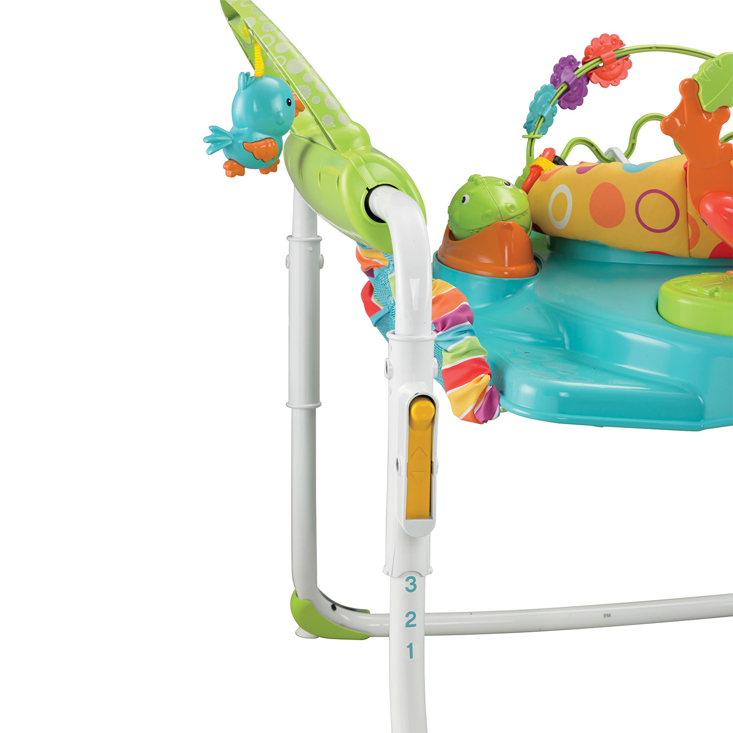 Fisher price jumperoo - Fisher Price First Steps Jumperoo Blue Yellow Green Bouncers Swings Best Buy Canada