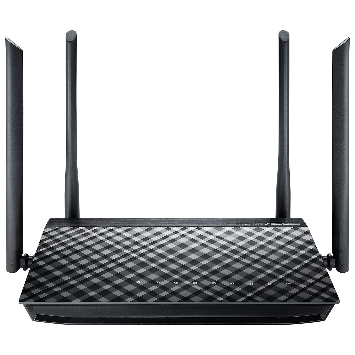 Router mobile et modems - Asus Wireless Ac1200 Dual Band Router Rt Ac1200