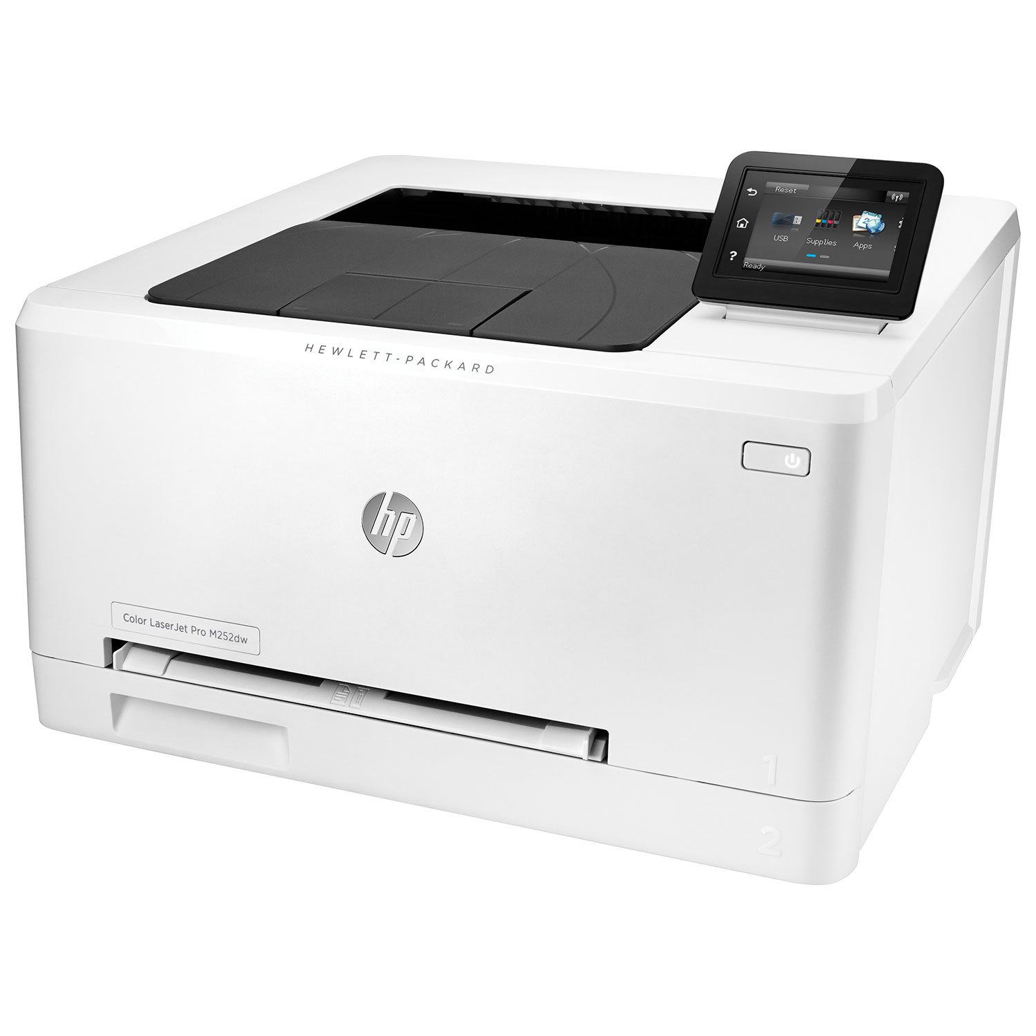 hp laserjet pro colour laser printer m252dw laser printers