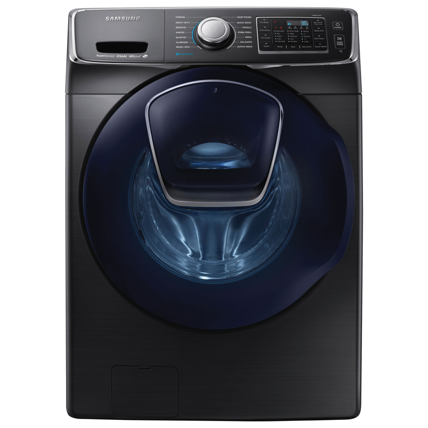 Best Price On Front Load Washer And Dryer Samsung 52 Cuft High Efficiency Front Load Steam Washer