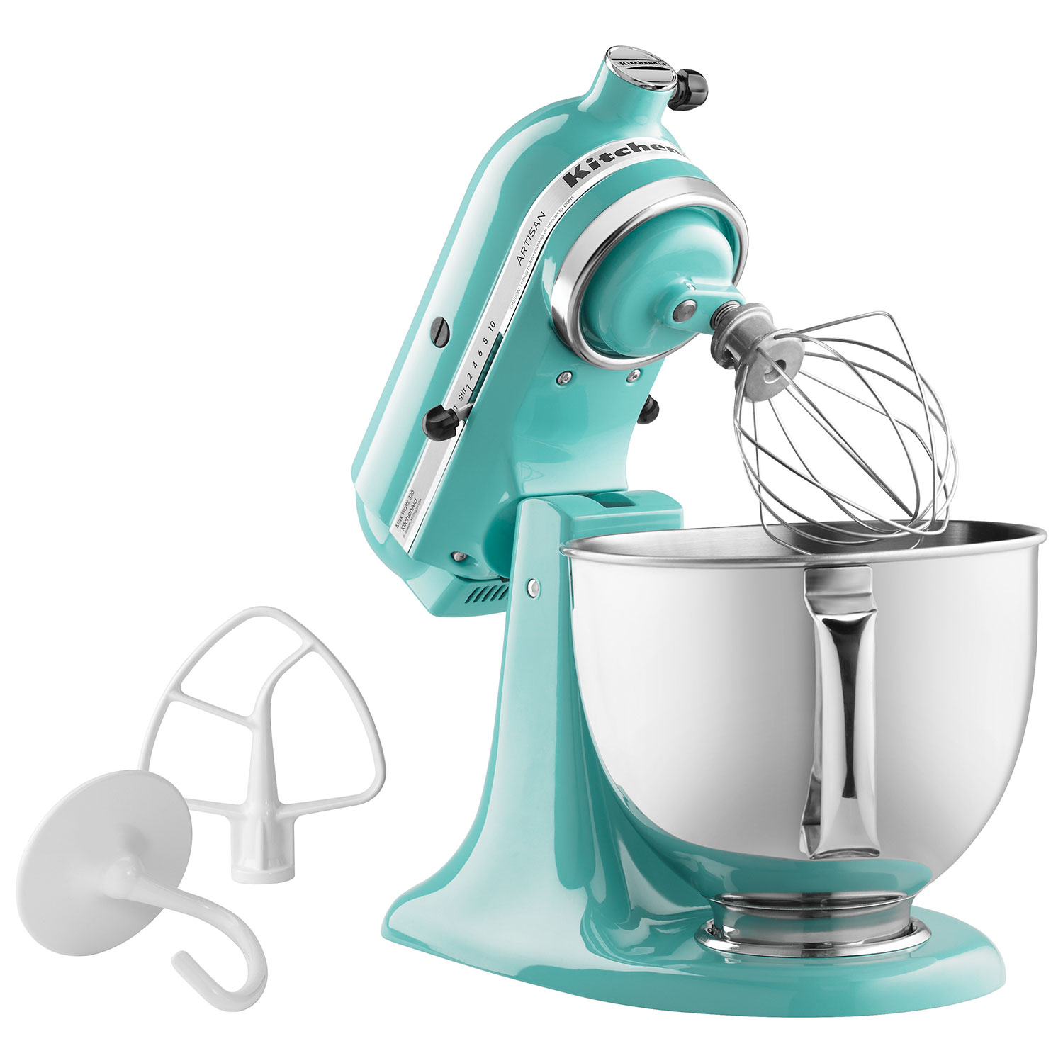 KitchenAid Artisan Tilt-Head Stand Mixer - 4.7L - 325-Watt - Aqua ...