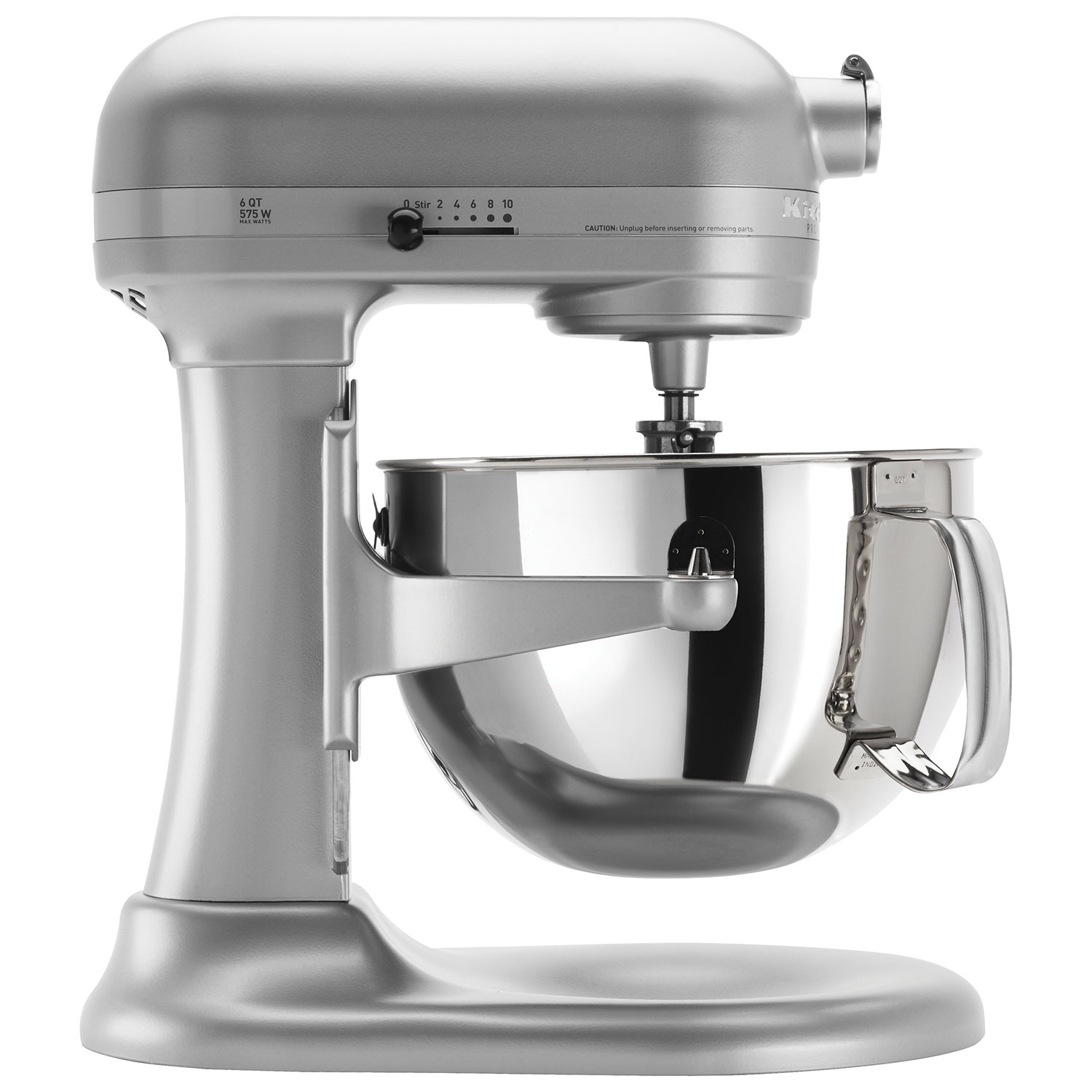 KitchenAid Professional 600 Lift-Bowl Stand Mixer - 5.68L - 575 ...