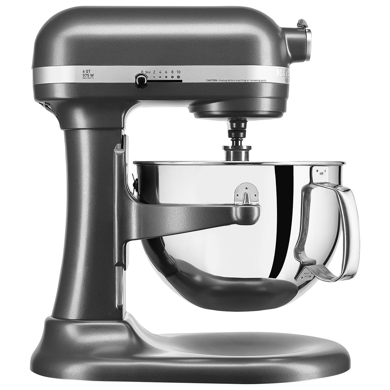 KitchenAid Professional 600 Lift-Bowl Stand Mixer - 6Qt - 575-Watt ...