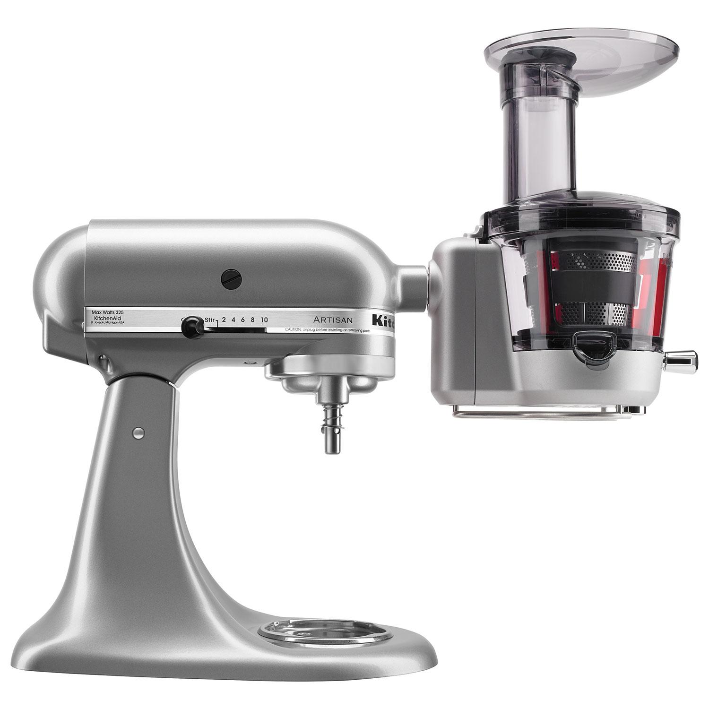 Kitchenaid Juicer Attachments kitchenaid juicer & sauce attachment : mixer attachments - best