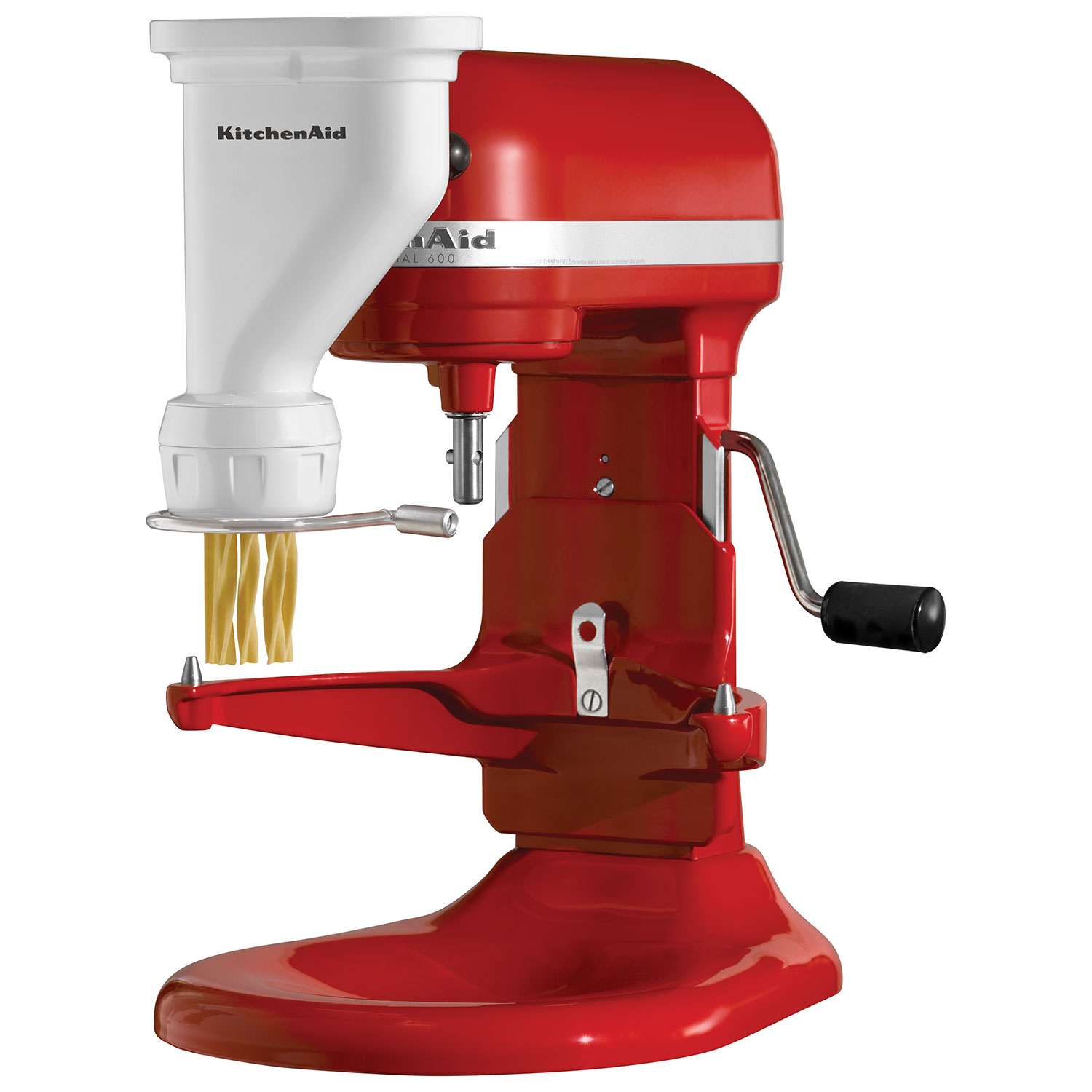 Pasta Roller Attachments for Most KitchenAid Stand Mixers: Make homemade pasta with your KitchenAid stand mixer using these pasta roller attachments. Their durable and versatile design offers a variety of ways to make your favorite pasta dishes.