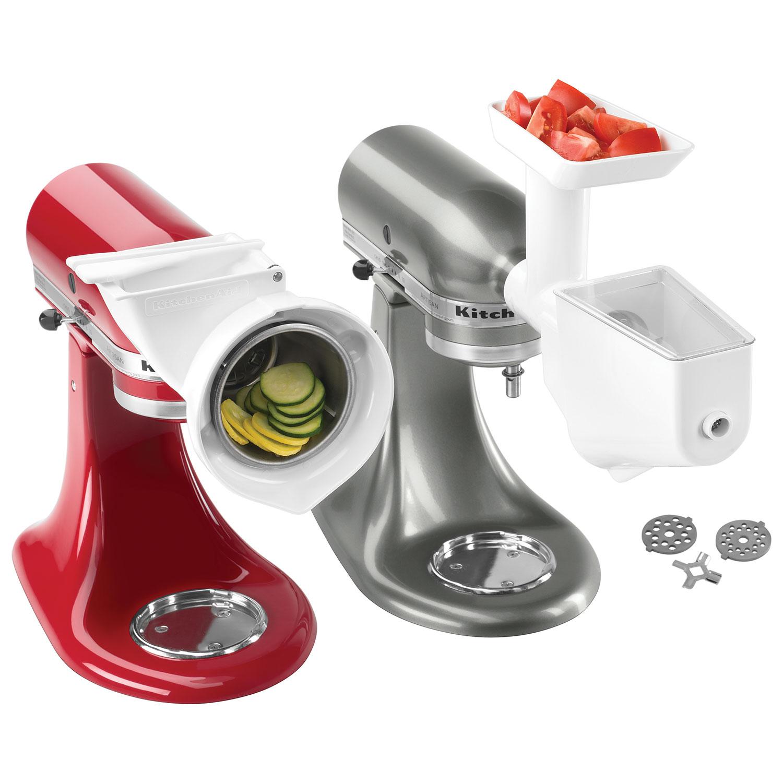 KitchenAid Mixer Attachment Pack : Stand Mixer Attachments - Best ...