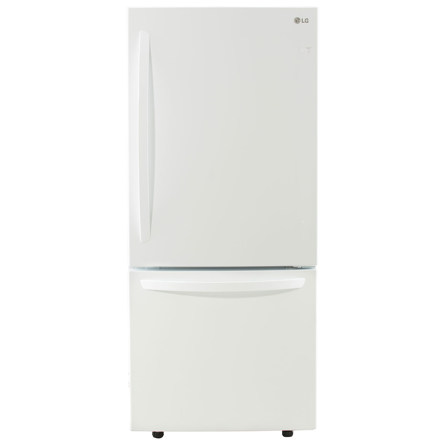 white refrigerator bottom freezer. ft. bottom freezer refrigerator with led lighting - white : refrigerators best buy canada