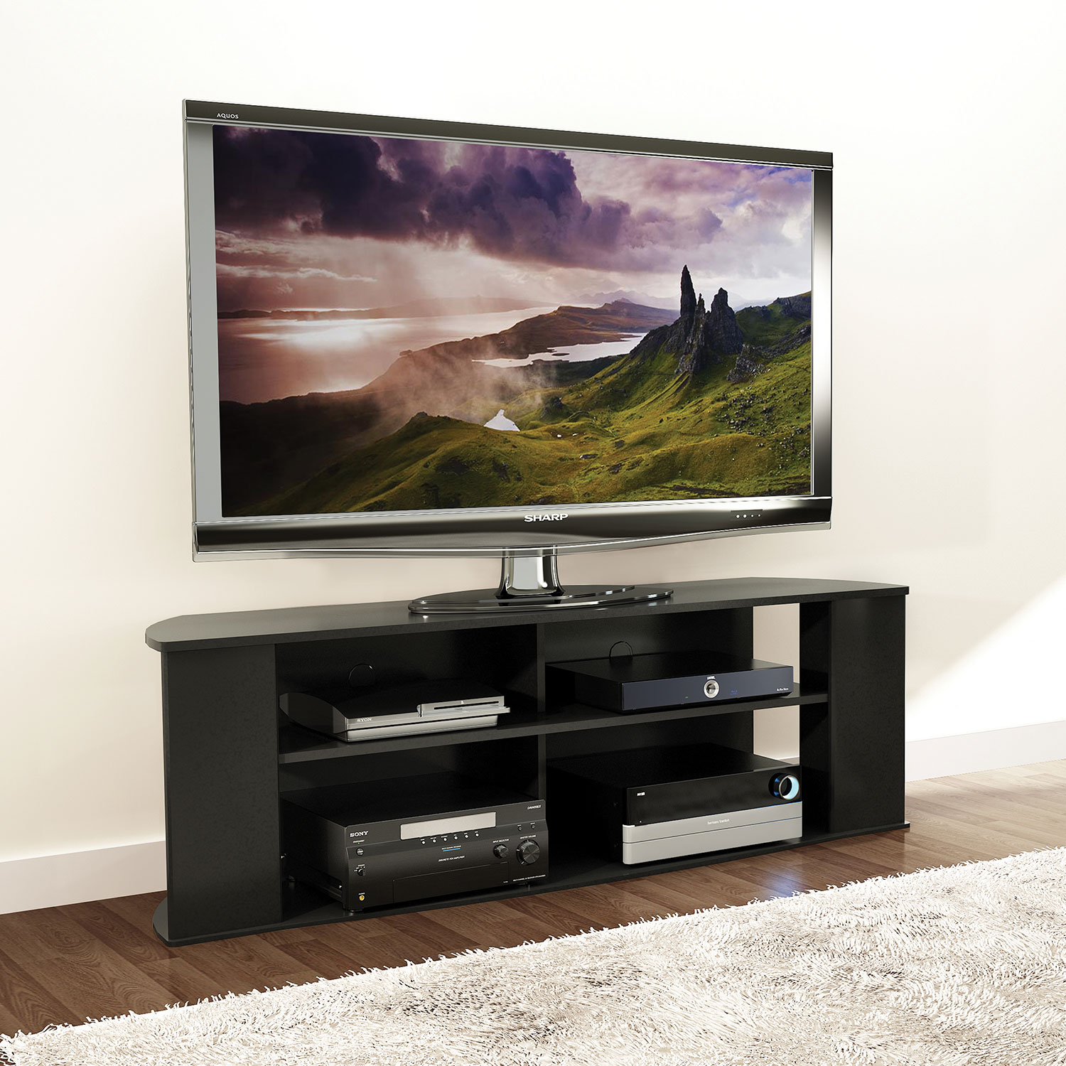 Best Tv Stands For 55 Inch | Home Decor Ideas