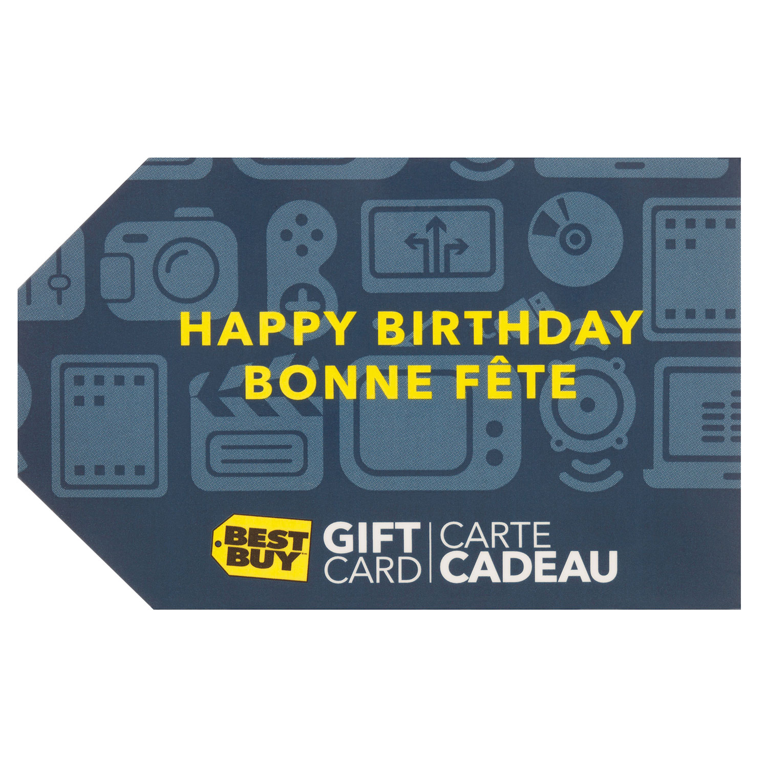 Best Buy Birthday Gift Card - $100 : Best Buy Gift Cards - Best ...