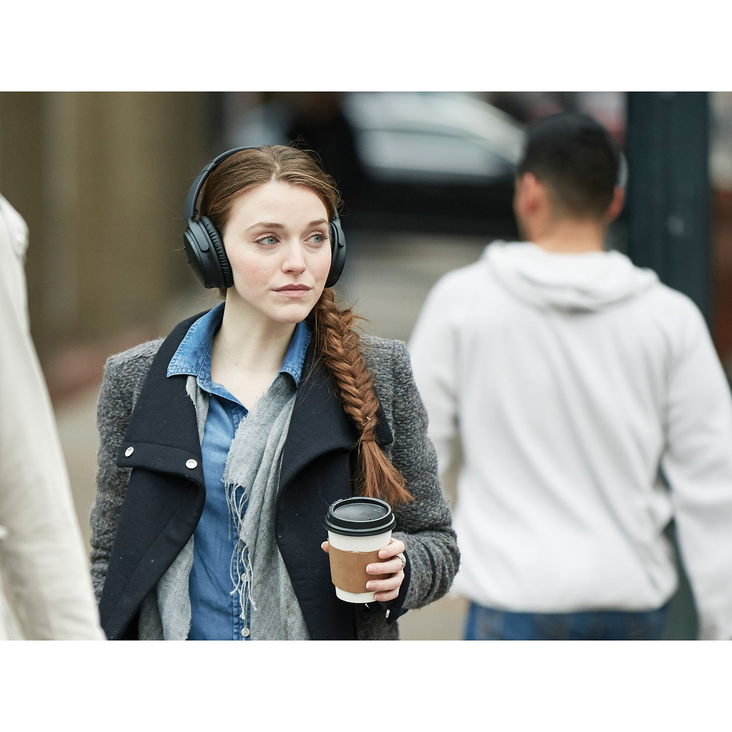 bose 35 ii. bose quietcomfort 35 over-ear noise cancelling wireless headphones - black : best buy canada ii