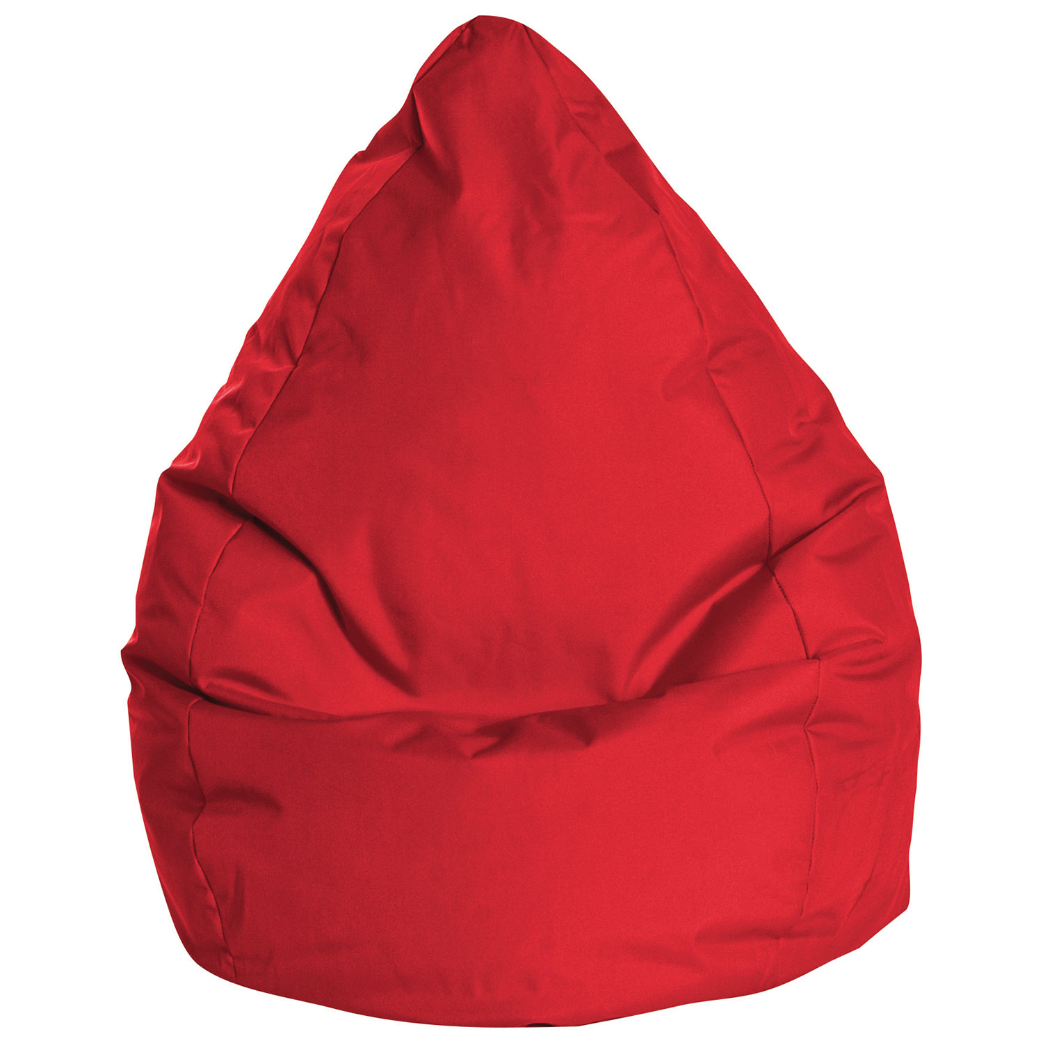 sitting point brava xl contemporary bean bag chair  tomate  kids  - sitting point brava xl contemporary bean bag chair  tomate  kids  teenschairs  best buy canada