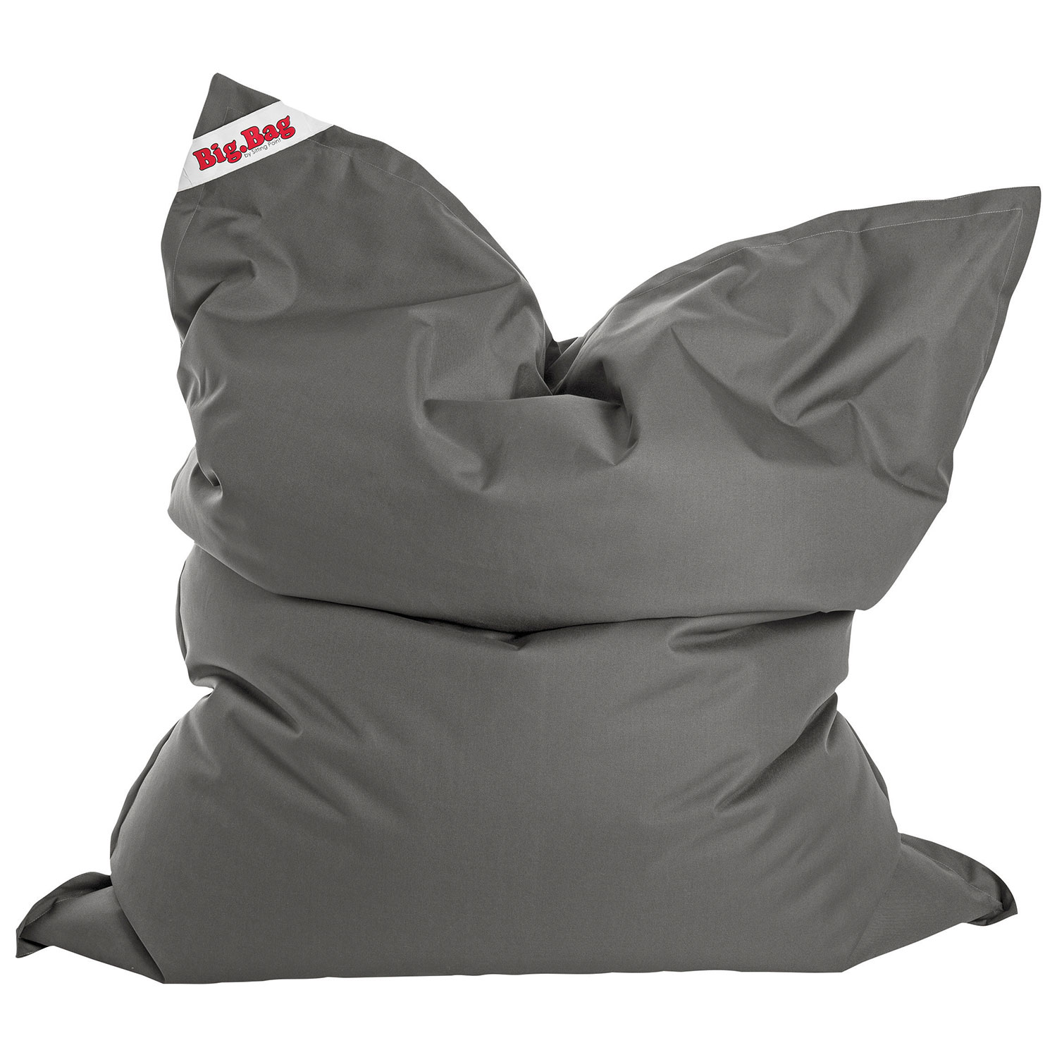 Sitting Point Brava Contemporary Bean Bag Chair - Grey : Kids & Teens  Chairs - Best Buy Canada