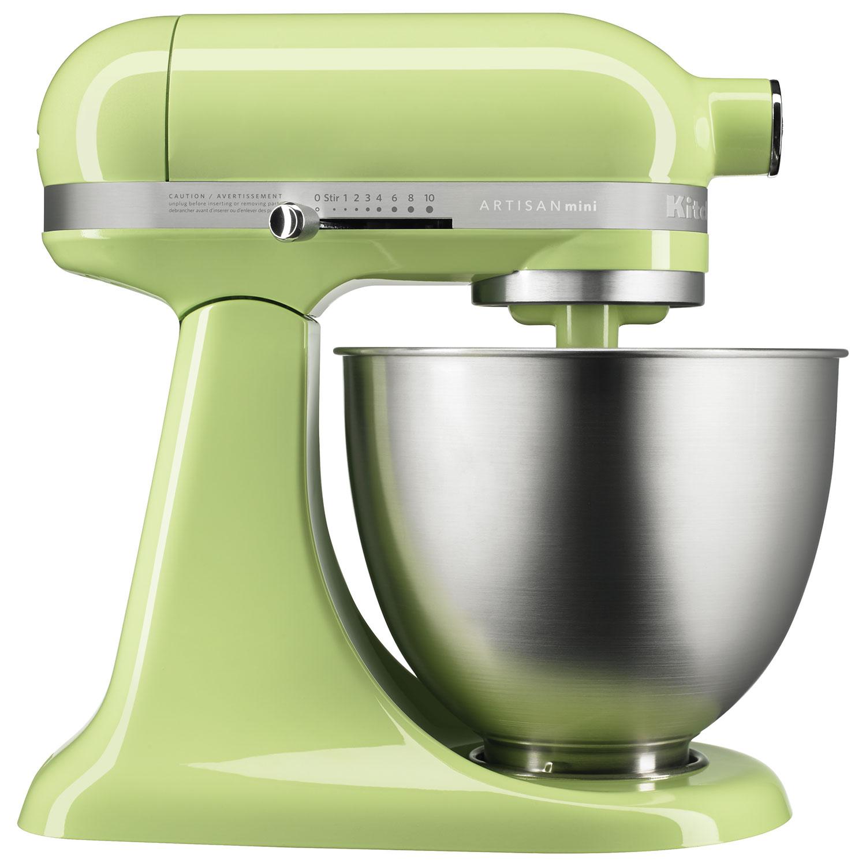 KitchenAid Artisan Mini Stand Mixer 3 5Qt 0 22HP Honeydew