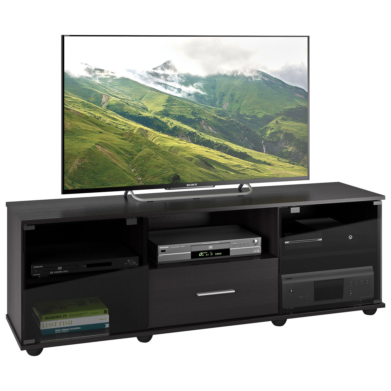 Corliving Fernbrook 70 Tv Stand Black Tv Stands Best Buy Canada