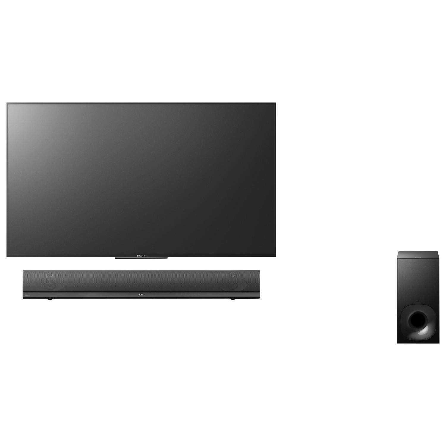 sony tv sound bar. sony htnt5 400-watt 2.1 channel sound bar with wireless subwoofer : bars - best buy canada tv n