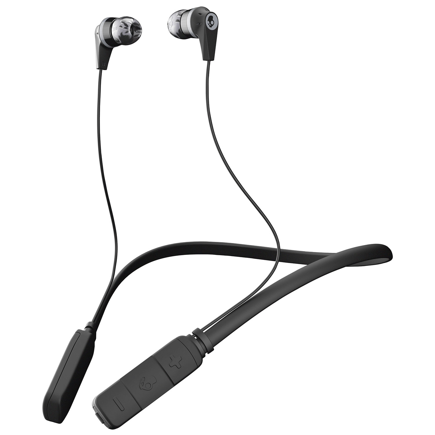 Skullcandy Inkd In Ear Wireless Headphones Black Grey Earbuds Xiaomi Earphone Earpods Half With Mic Best Buy Canada