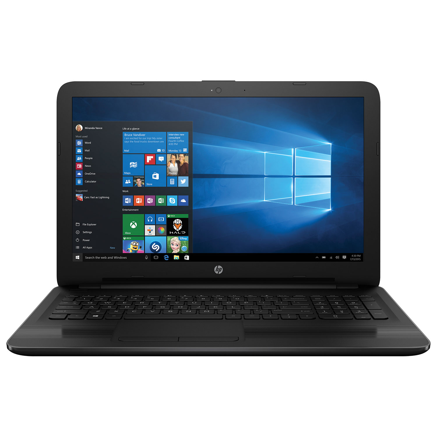 Hp notebook running very slow