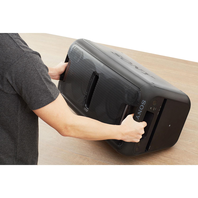 sony bluetooth speaker. sony gtk-xb7 bluetooth wireless speaker - black : portable speakers best buy canada