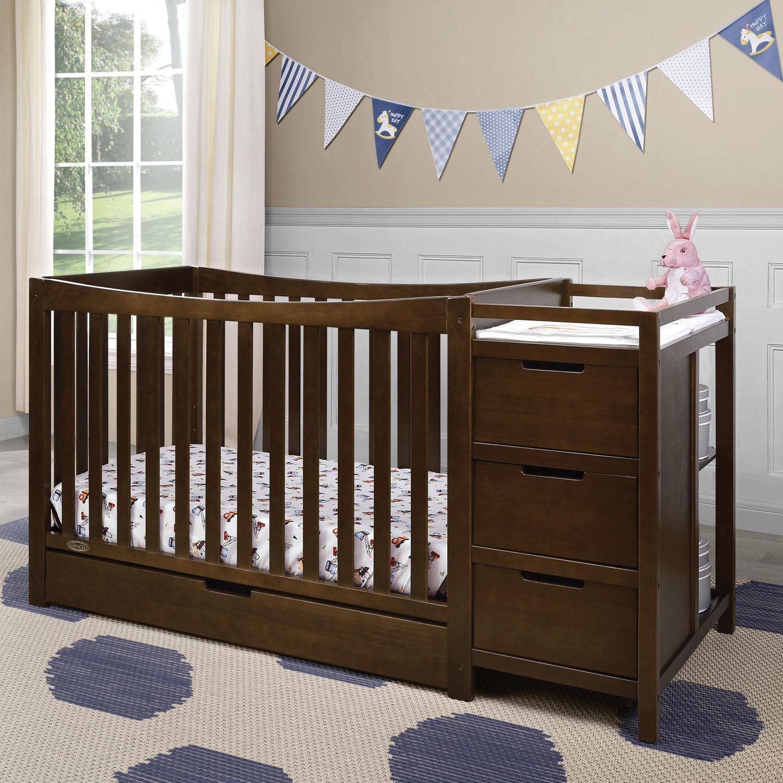 graco remi in convertible crib  espresso  baby cribs  best  - graco remi in convertible crib  espresso  baby cribs  best buy canada