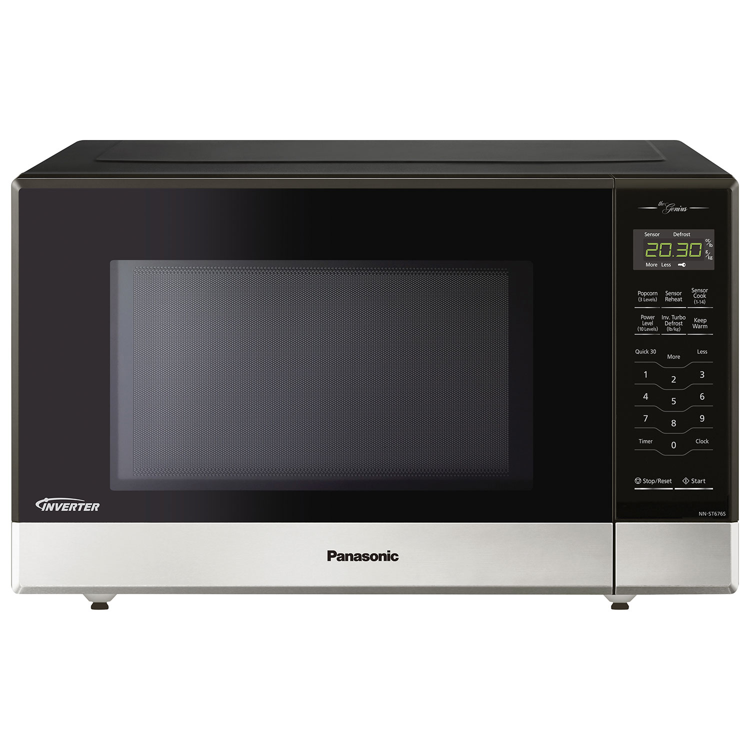 Panasonic microwave oven - your great assistant in the kitchen