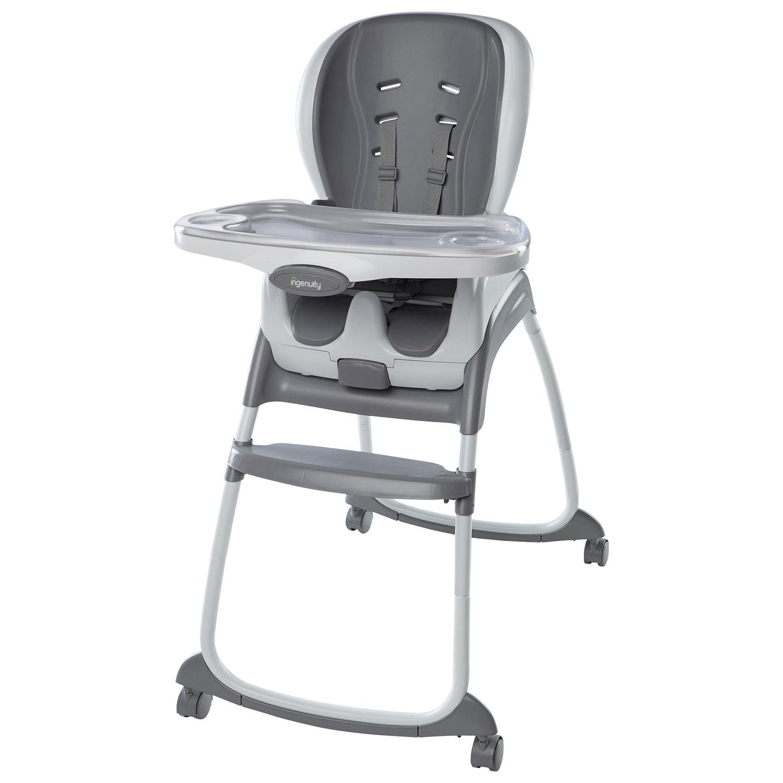 Cosco flat fold high chair - Ingenuity Trio 3 In 1 Smartclean High Chair Slate