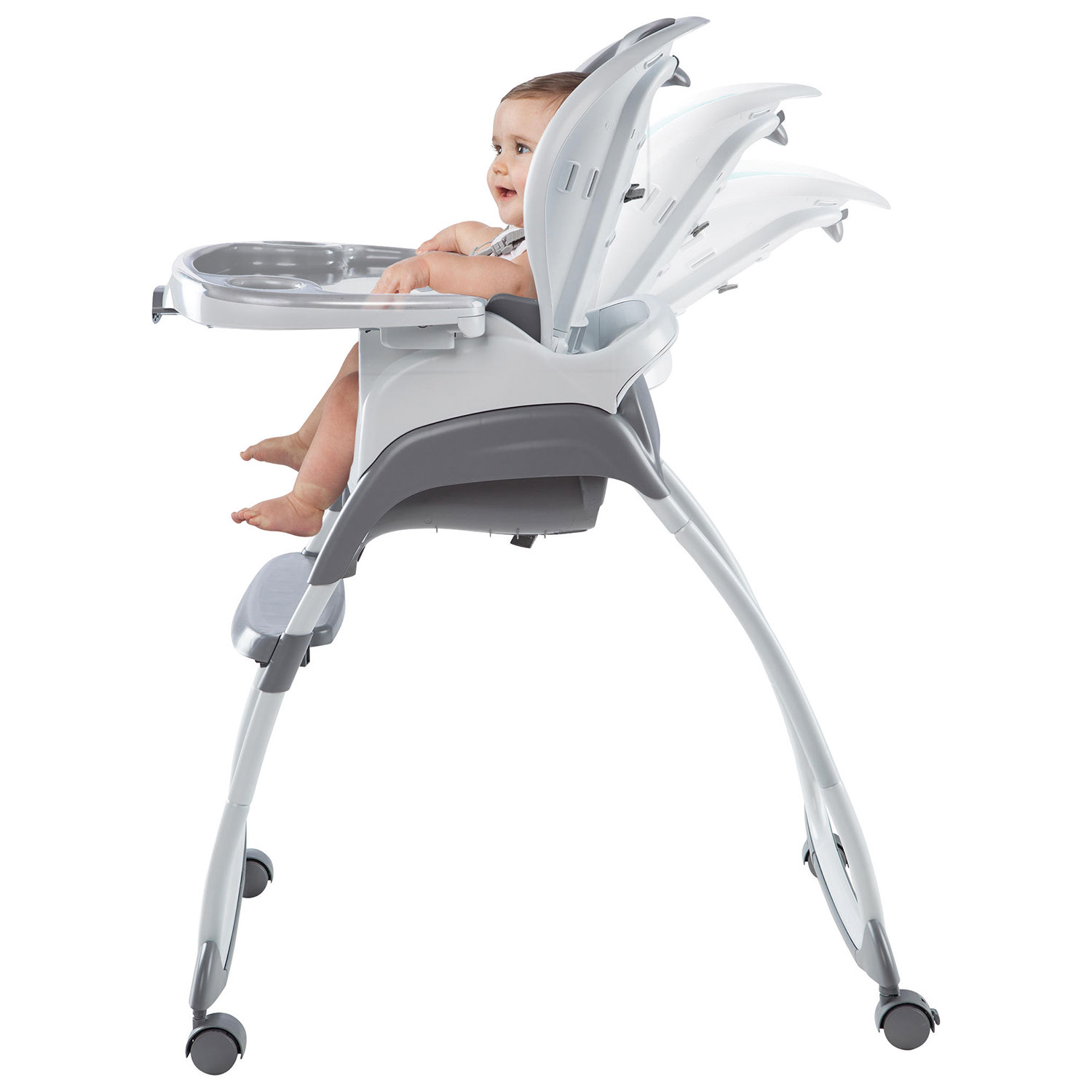 Ingenuity Trio 3 in 1 SmartClean High Chair Slate High Chairs