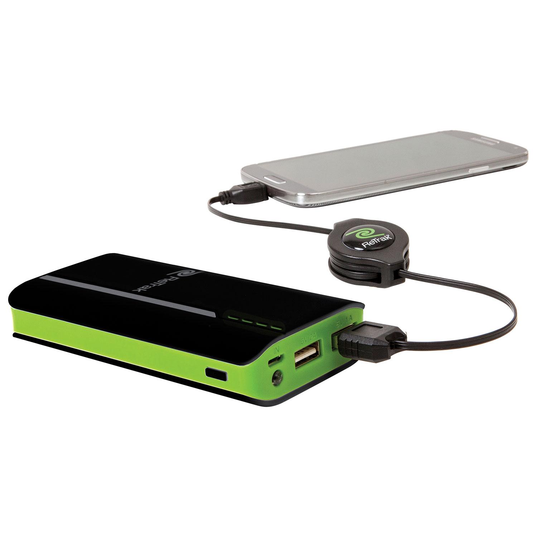 Retrak 7800 Mah Power Bank Black Banks Best Buy Canada Eternity Ultra Port Charger 2 Usb Fast Charging