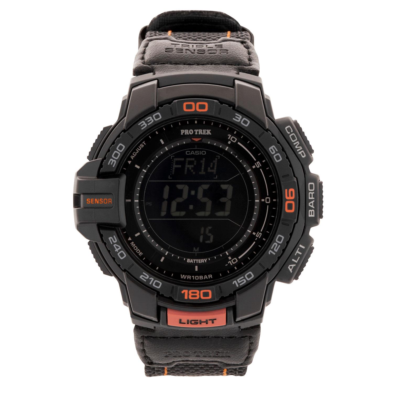 watches for men women kids best buy casio 52 4mm men s digital sport watch black