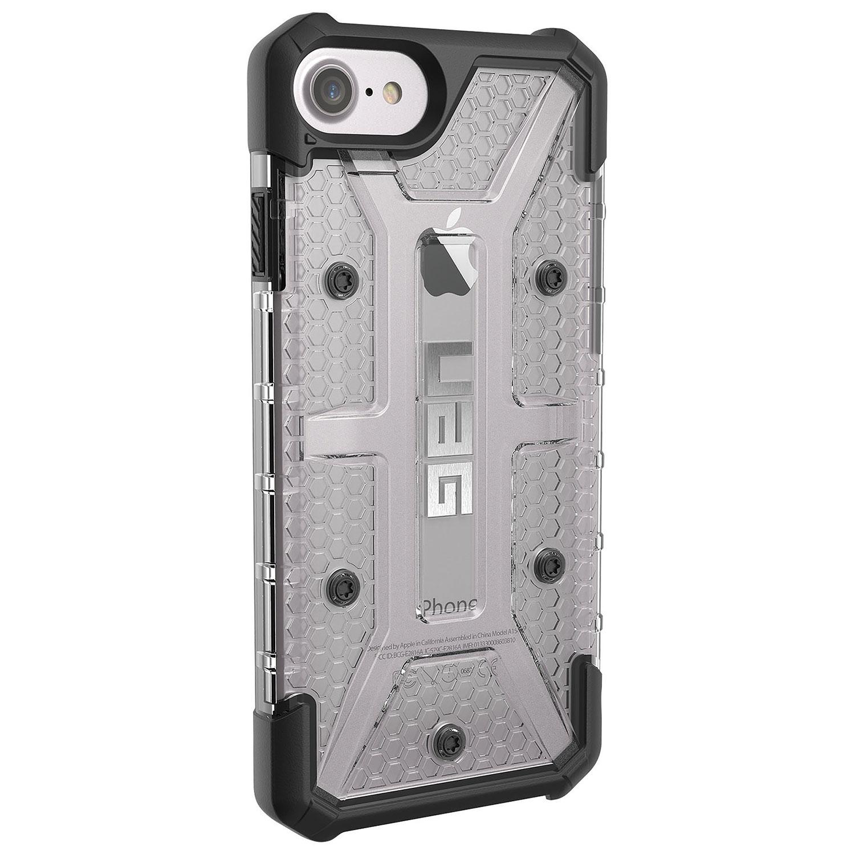 Étui rigide ajusté Plasma d'UAG pour iPhone 7/8 - Glace