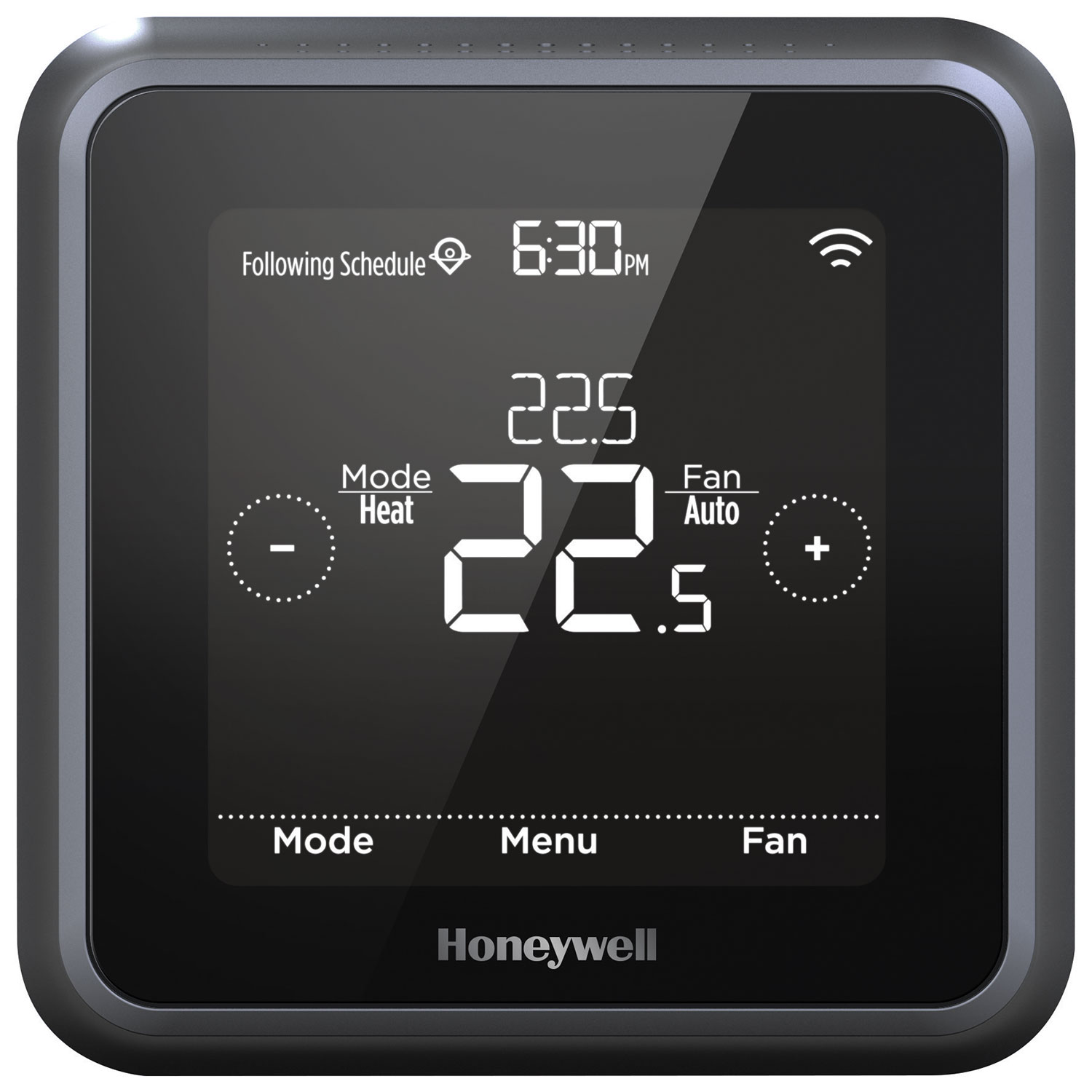 Honeywell Lyric T5 Wi Fi Smart Thermostat Thermostats Best To Put In A New Programmable But I Don39t Have Enough Wires Buy Canada