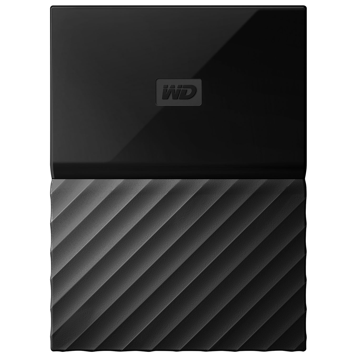 WD My Passport 1TB 2.5 USB 3.0 Portable External Hard Drive (WDBYNN0010BBK-WESN)  - Black   Portable Hard Drives - Best Buy Canada ebbc4cb630ce