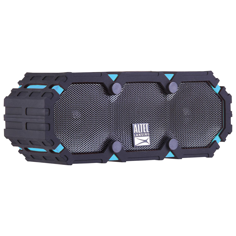 speakers mini. altec lansing mini life jacket iii waterproof snowproof dustproof wireless bluetooth speaker-blue - only at best buy : portable speakers r